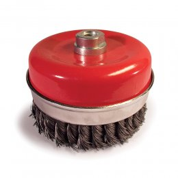 Tamo Knot Cup Brush Straight Rak