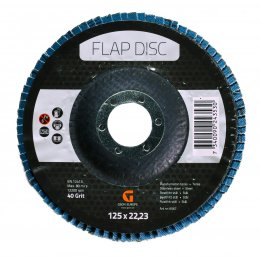 Flap Disc 125 40-grit