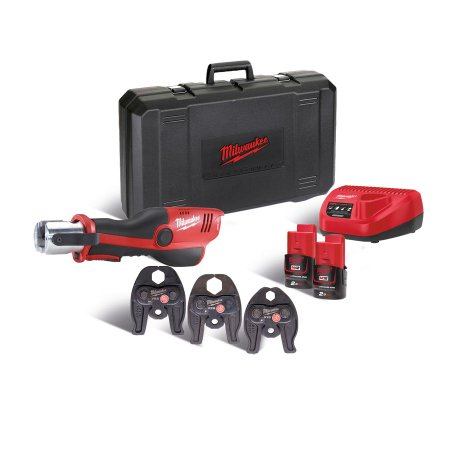 Milwaukee M12 HPT-202C V-SET i väska